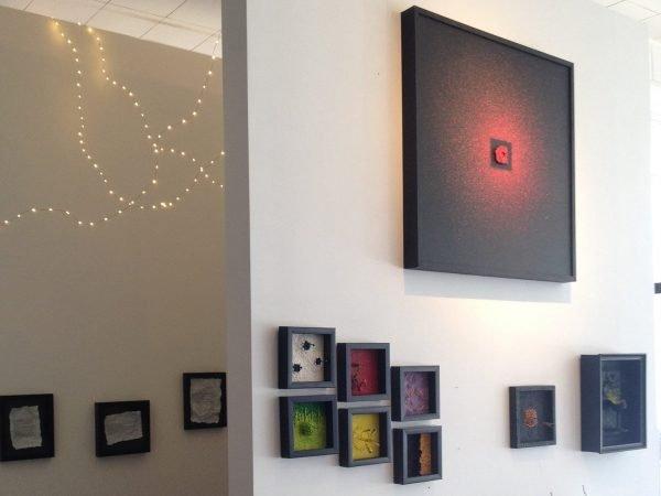 Artwork at Creature gallery