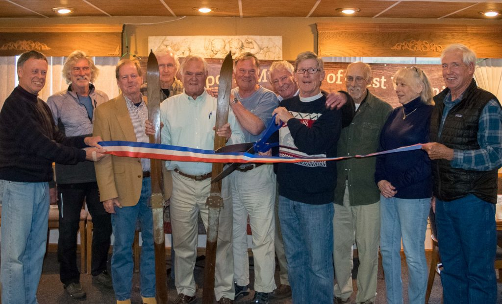 Snow Sports Museum of WV Ribbon Cutting