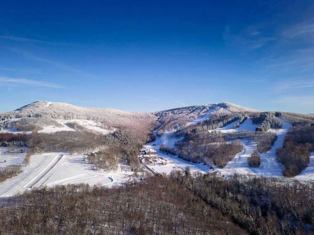 Canaan Valley Skiing: Canaan Valley Ski Resort in the Modern Era